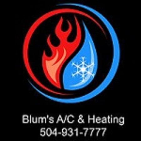 Blum's AC And Heating image