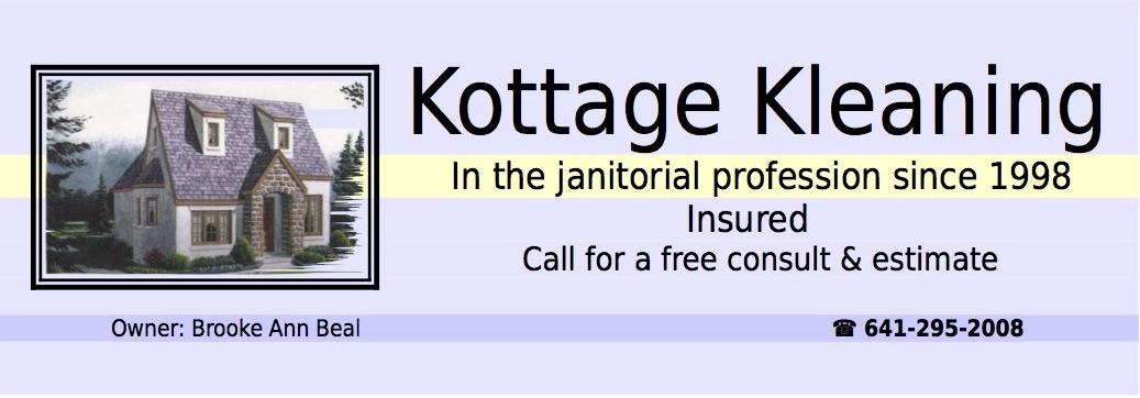 Kottage Kleaning image