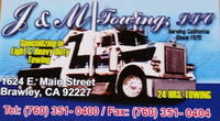 J & M Towing LLC image