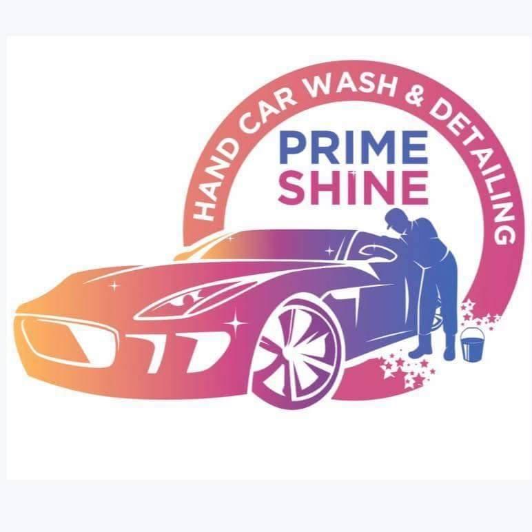 PRIME SHINE HAND CAR WASH & DETAILING image