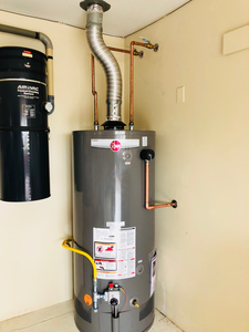 Water Heating Experts WHE - A Licensed Plumbing Contractor image