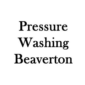 Pressure Washing Beaverton image