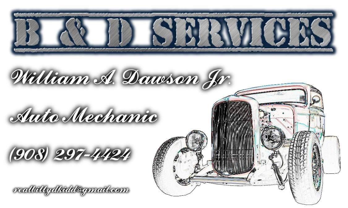 B & D SERVICES image