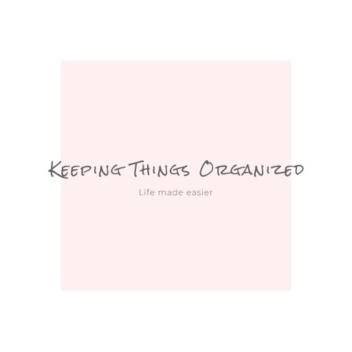 KeepingThingsOrganized primary image