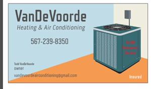 VanDeVoorde Heating & Air Conditioning image