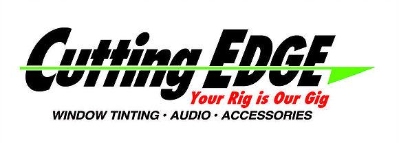 Cutting Egde Tint in Tyler Texas image