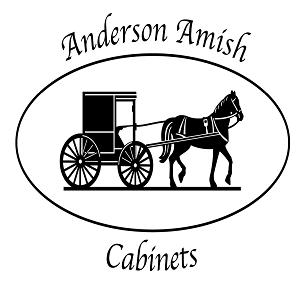 Amish Kitchen Cabinets image