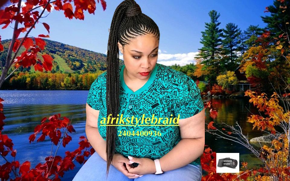 AFRIK STYLE BRAID image