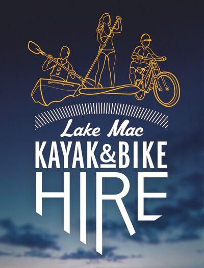 Lake Macquarie Kayak and Bike Hire image