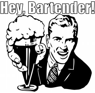 Hey, Bartender! image