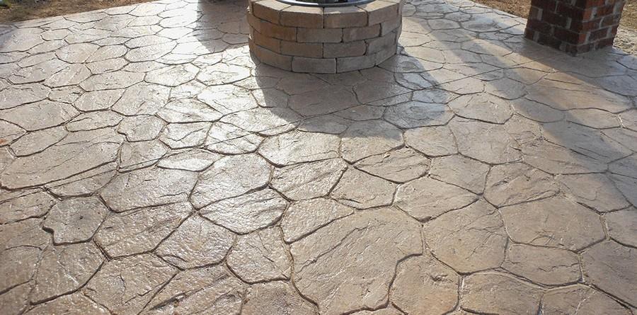 Kwik Stamped Concrete Toronto image