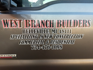 West Branch Builders image
