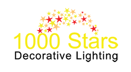 1000 Stars Decorative Lighting image