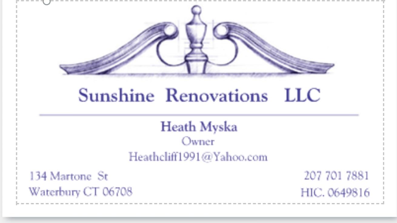 Sunshine Renovations LLC image