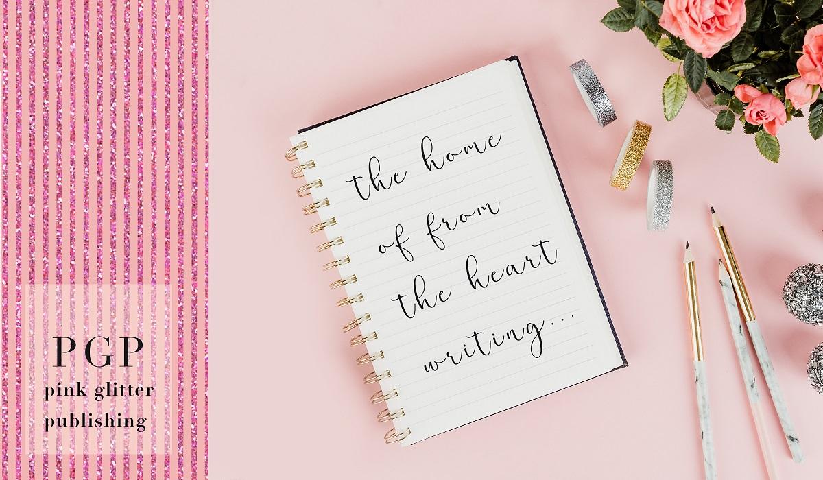 Pink Glitter Publishing image