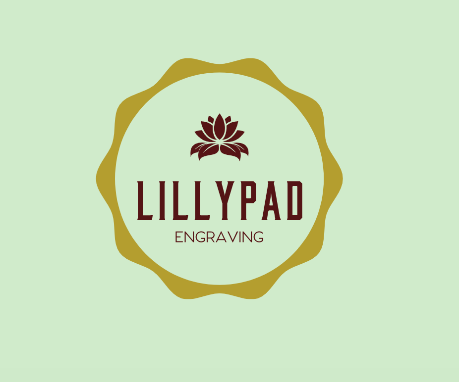 Lillypad Engraving image