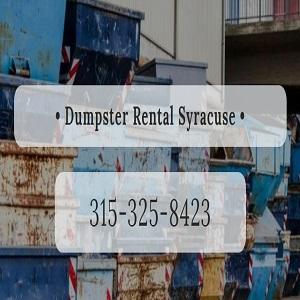 Dumpster Rental Syracuse primary image
