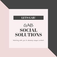 Gab Social Solutions image