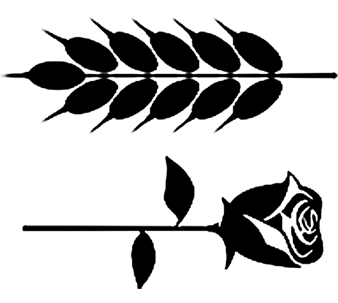 Bread and Roses Design and Print Cooperative image