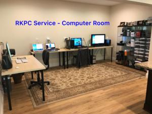 RKPC Service - Computer Repair, Web Design & SEO image