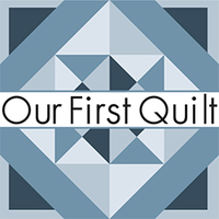 Our First Quilt image