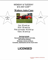 Walters Auto Care image