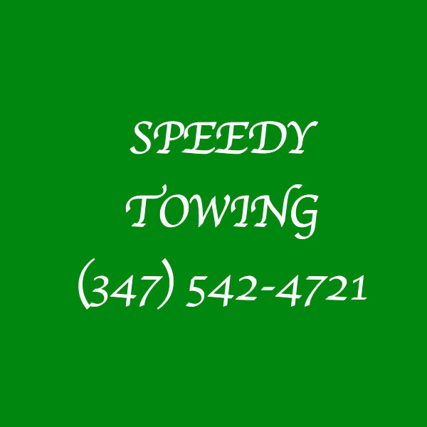 Speedy Towing image