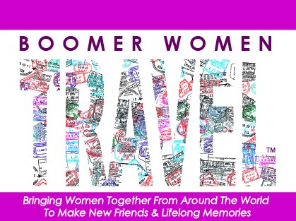 Boomer Women Travel image