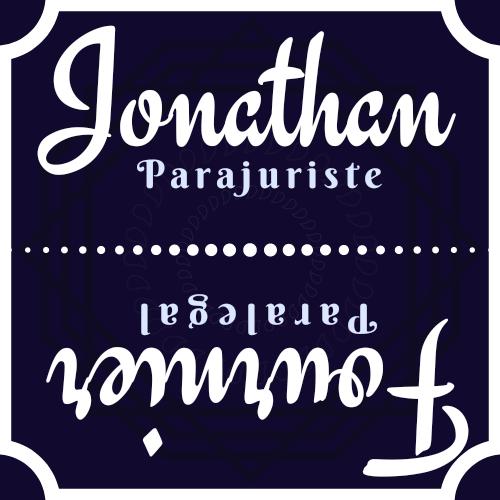 Jonathan Fournier, Parajuriste image