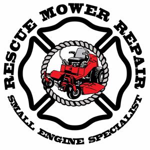 Rescue Mower Repair image