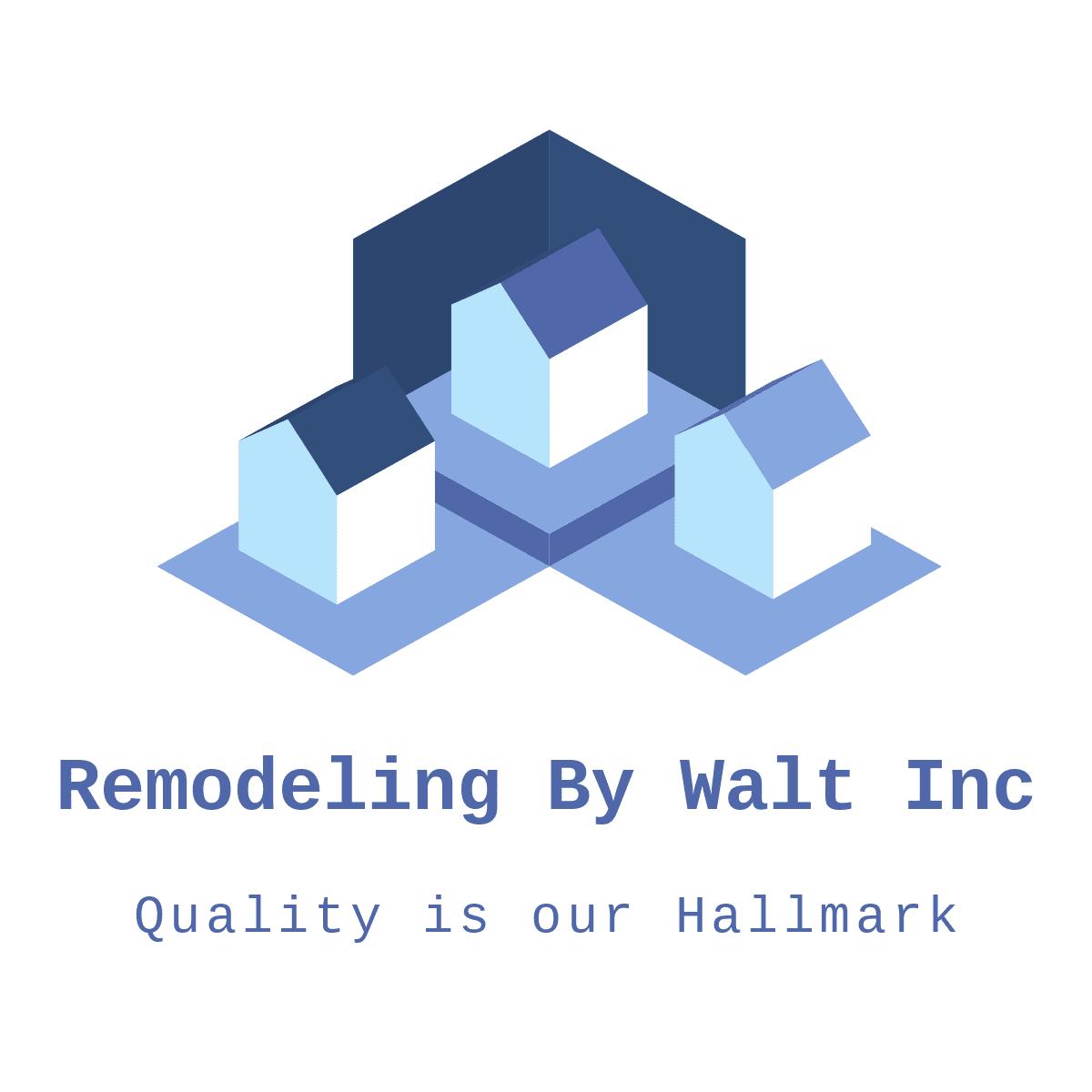 Remodeling By Walt Inc image