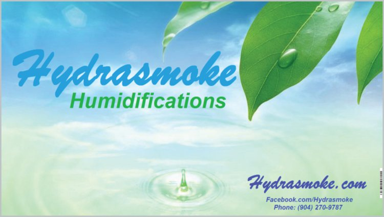 Hydrasmoke Humidifications image