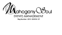 Mahogany Soul Events Management image