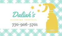 Daliah's Cleaning Services image