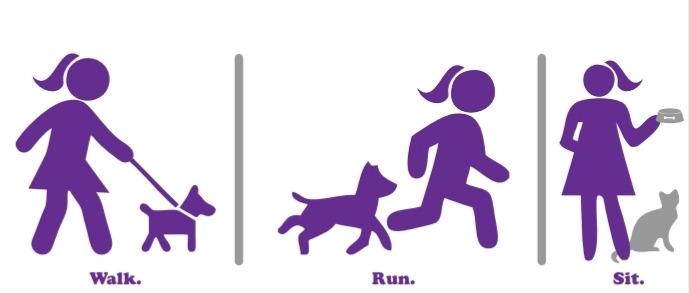 Walk Run Sit image