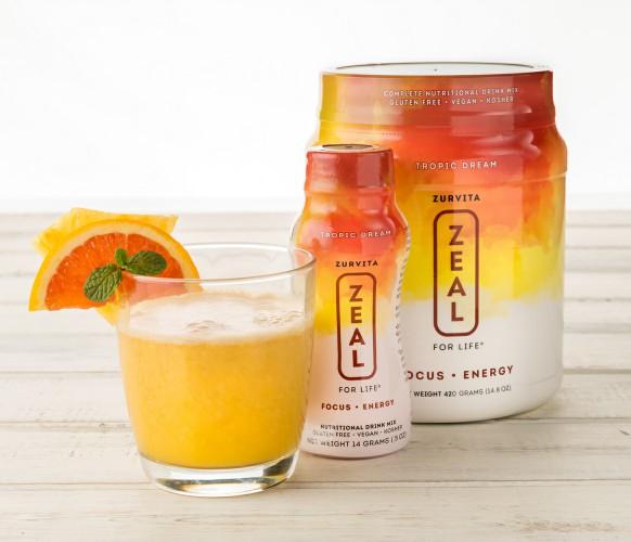 z Life Wellness Drinks image