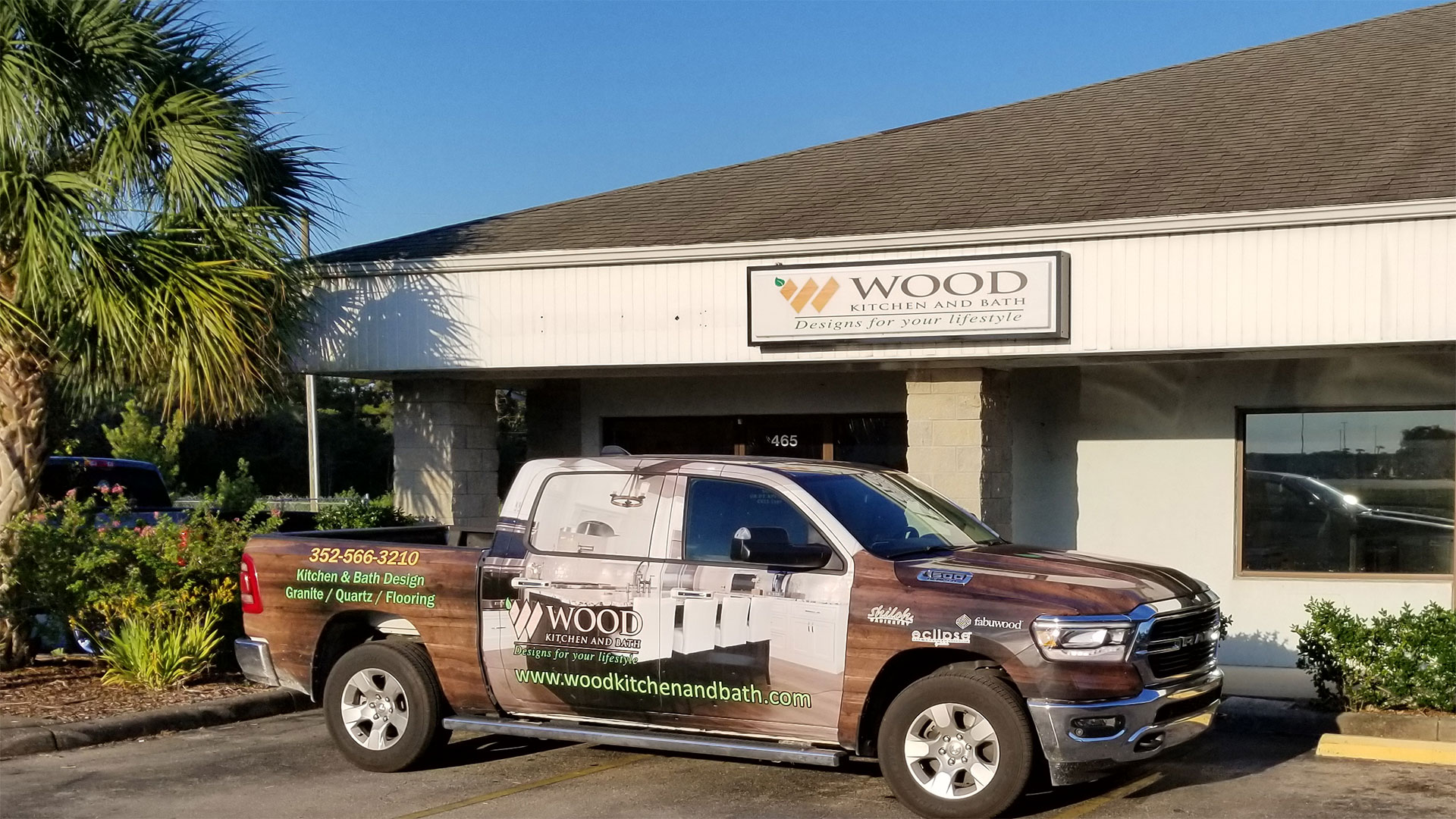 Wood Kitchen and Bath, LLC image