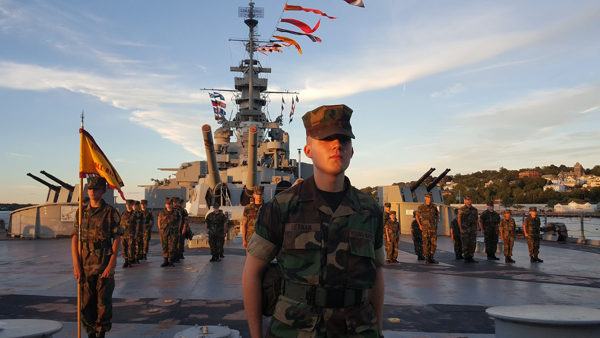 Fall River Young Marines image
