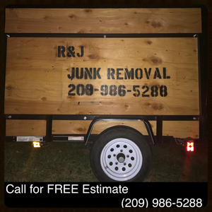 R&J Junk Removal and Hauling  primary image