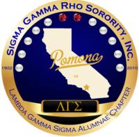 Lambda Gamma Sigma - Sigma Gamma Rho Sorority, Inc. image