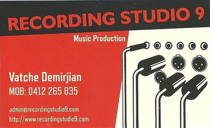 RECORDING STUDIO 9 primary image
