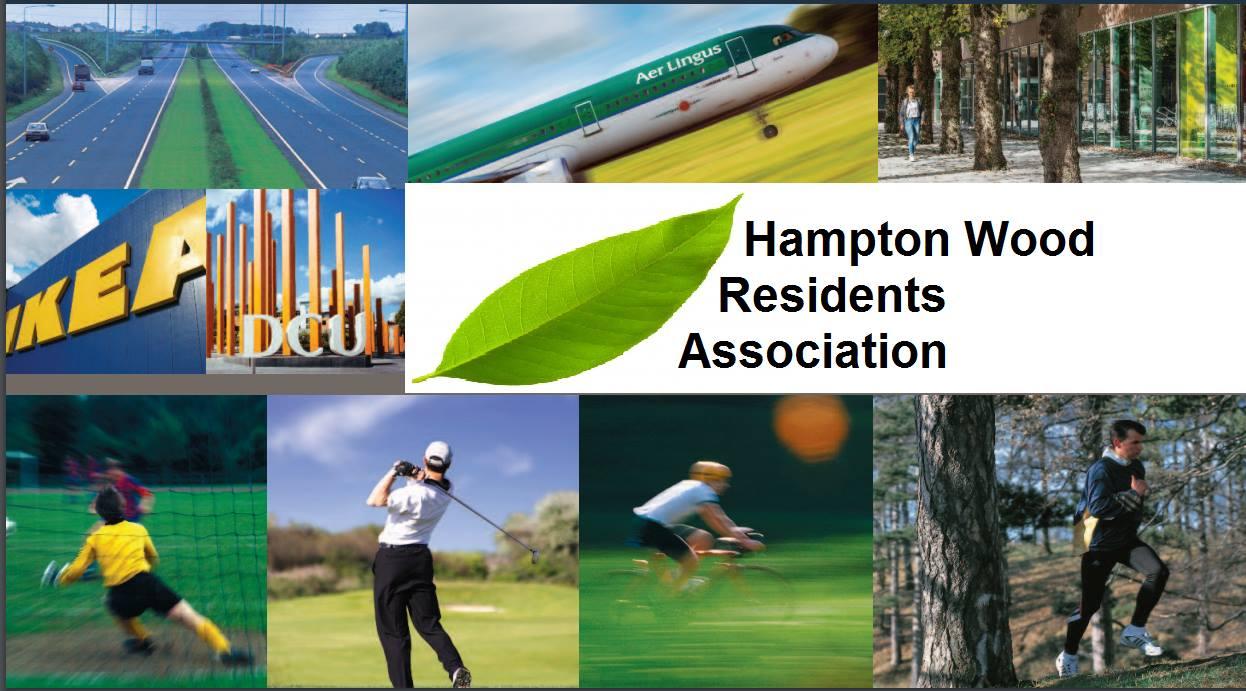 Hampton Wood Residents Association primary image