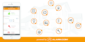 Aegis Alarm & Integration image