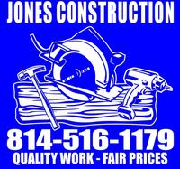Jones Construction image