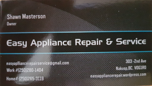Easy Appliance Repair & Service image