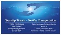 Starship Transit/NuWay Transportation image