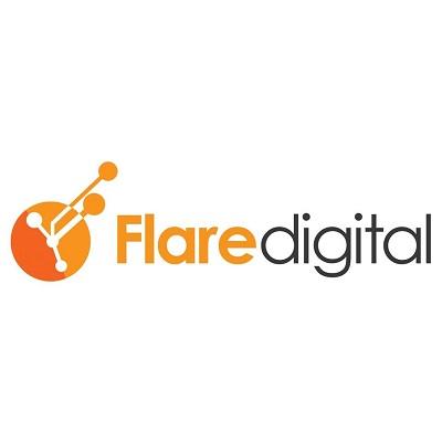 Flare digital image
