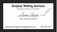 Grayce Writing Services image
