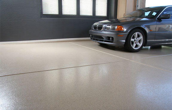 Epoxy Flooring Raleigh image