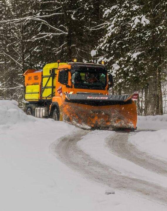 Rochester NY Snow Plowing image